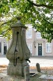 Holland, sommige eeuwen geleden Stock Foto