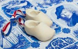 holland souvenir Fotografering för Bildbyråer