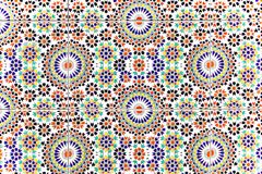 Holland tile dutch pattern old bright multicolored retro painting ornament vintage blue red orange yellow green. Vintage dutch tile with old pattern. Tiled wall Royalty Free Stock Images