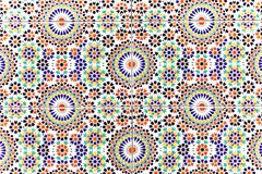 Holland tile dutch pattern old bright multicolored retro painting ornament vintage blue red orange yellow green. Vintage dutch tile with old pattern. Tiled wall Stock Photography