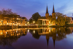Holland travel in spring Stock Images