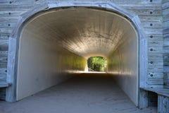Holland Tunnel Park View Fotos de archivo libres de regalías