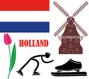 Holland Royalty Free Stock Photo