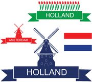 Holland Royalty Free Stock Image