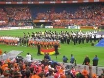 Holland Vs Ghana 2010 (Feyenoord Stadium) Rotterdam. Football: Holland Vs Ghana 2010 friendly match (Feyenoord Stadium) Rotterdam prior to SA World cup 2010 Stock Photo