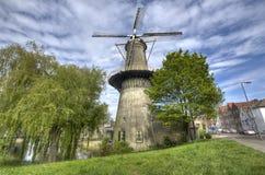 holland wiatraczek Obrazy Stock