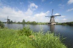 holland wiatraczki Obrazy Stock