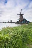 holland wiatraczki Obraz Royalty Free
