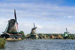 holland wiatraczki Zdjęcia Royalty Free
