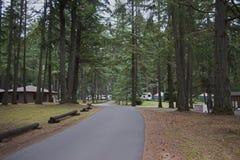 Holliday RV公园 免版税图库摄影