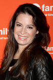 Hollies,Holly Marie Combs Stock Images