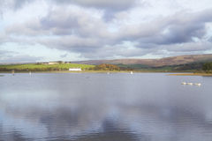 Hollingworth Lake Stock Photo