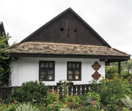 Holloko hungary europe ethnographic village Stock Photos
