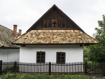 Holloko hungary europe ethnographic village Royalty Free Stock Photography