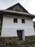Holloko hungary europe ethnographic village Royalty Free Stock Image