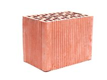 Hollow brick Royalty Free Stock Photography