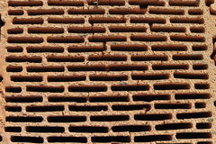 Hollow Brick Royalty Free Stock Image