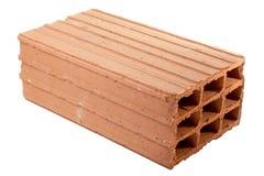 Hollow brick Royalty Free Stock Photo
