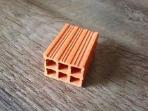 Hollow brick Royalty Free Stock Image
