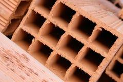 Free Hollow Clay Brick Stock Photo - 37062860