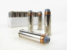 Free Hollow Point Bullets Stock Image - 21847811