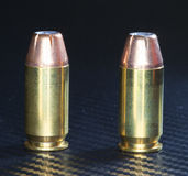 Hollow point Stock Photography