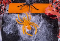 Holloween Crackers Stock Image