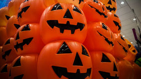 Holloween Pumpkins Stock Images