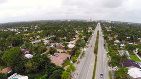 Hollwyood Florida aerial footage