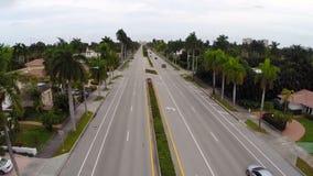 Hollwyood Florida antennlängd i fot räknat lager videofilmer