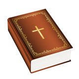 Holly Bible Stock Photography