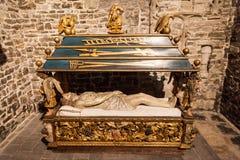 Holy Blood Basilica Bruges Belgium Stock Image
