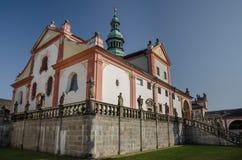 Holly Hill monastery 6, Pribram Royalty Free Stock Photo