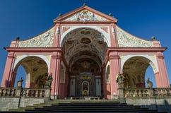 Holly Hill monastery 9, Pribram Royalty Free Stock Photos