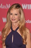 Holly Hunter Stock Afbeelding