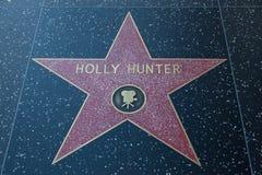 Holly Hunter Hollywood Star lizenzfreie stockfotos