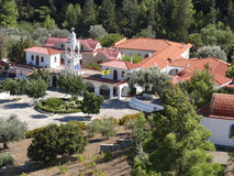 Holly Monastery of Madonna Ipseni Royalty Free Stock Image