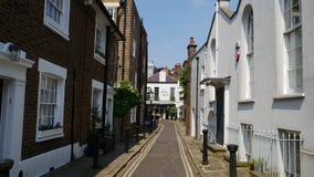 Holly Mount em Hampstead Londres norte Reino Unido fotografia de stock royalty free