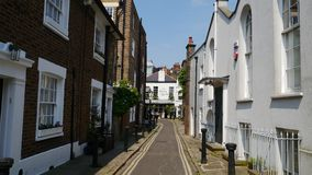 Holly Mount in Hampstead-Noord-Londen het UK royalty-vrije stock fotografie