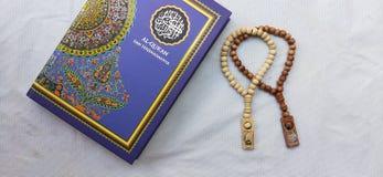 Free Holly Quran And Tasbih, Ramadhan Kareem Royalty Free Stock Photo - 181758425