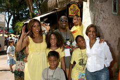 Holly Robinson Peete Holly Robinson-Peete, järnekar, Simpsonsen, Holly Robinson-Peet, Holly Robinson Royaltyfria Foton