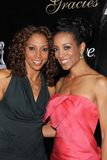Holly Robinson Peete,Shaun Robinson Stock Photography