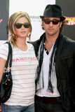 Holly Valance,Alex O'Loughlin Stock Images