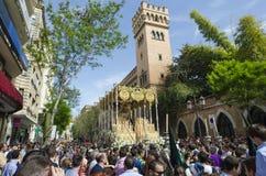Holly Week in Spain Stock Image