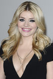 holly willoughby Fotografia Stock
