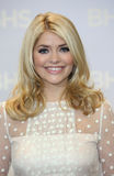 Holly Willoughby foto de stock