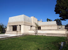 Hollyhock House Stock Image