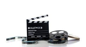 hollywood κινηματογράφος αντικειμένων Στοκ φωτογραφία με δικαίωμα ελεύθερης χρήσης