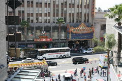 Hollywood, Λος Άντζελες Στοκ φωτογραφία με δικαίωμα ελεύθερης χρήσης