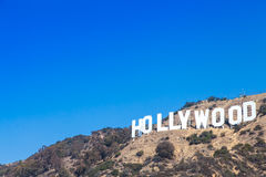 Hollywood Foto de archivo